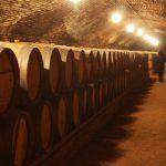 Wijn rijpt in whisky-vat
