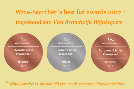 Awards Wine Searcher