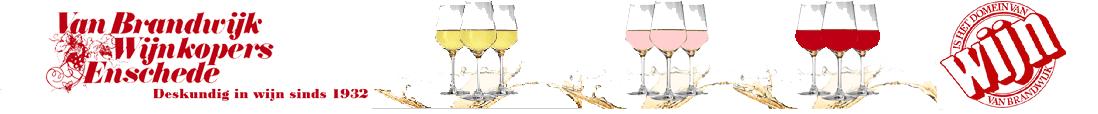 Sinds 1932 deskundig in wijn.